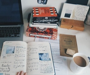 book, college, and study image