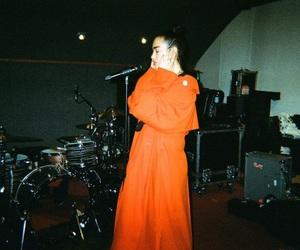 90s, film, and orange image
