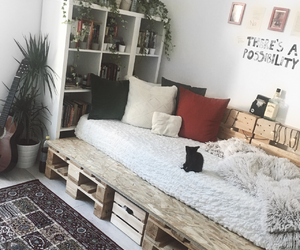 cosy, room, and cute image