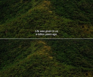 quotes, life, and nature image