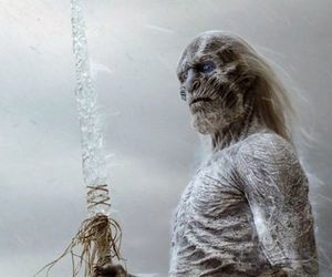 game of thrones and white walkers image