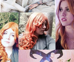 clary, jaceherondale, and shadowhunters image