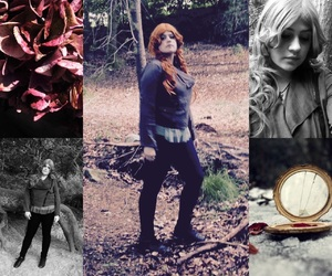clary, themortalinstruments, and claryfairchild image