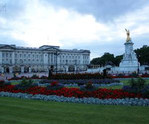 Buckingham palace, evening, and england image