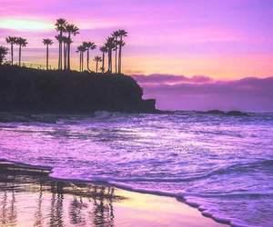 beach and paisaje image
