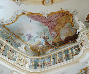 art and ceiling image
