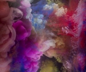 colors, smoke, and clouds image
