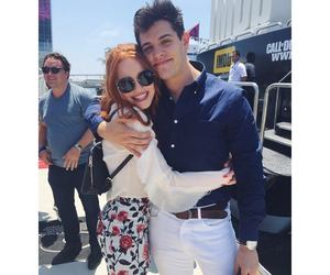 casey cott, riverdale, and madelaine petsch image