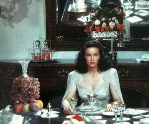 movie, vintage, and maria felix image