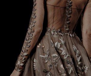 dress, royal, and theme image