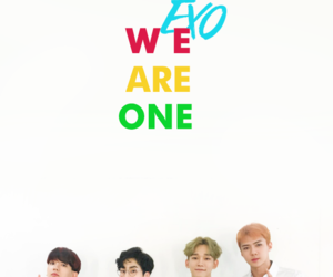 exo, pastel, and byun image