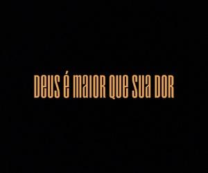 black, dEUS, and god image