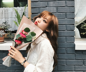 bouquet and ulzzang image