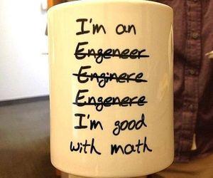 math, engineer, and funny image