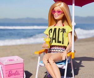 barbie, life, and fashion image