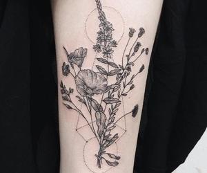 boys, girls, and tattoo image