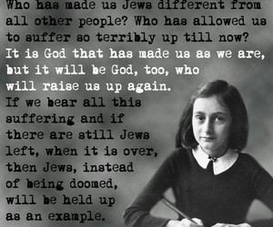 anne frank and anne frank quotes image