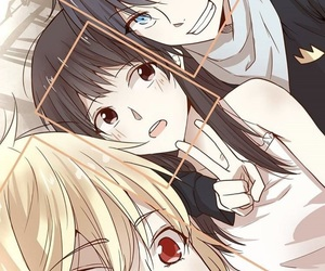 Anime best friends boy and girl