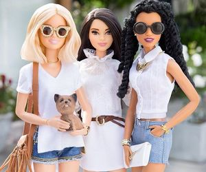 barbie, style, and fashion image