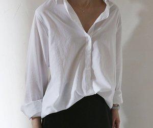casual, fashion, and minimal image