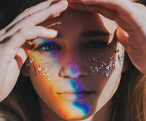 beautiful, free, and girl image