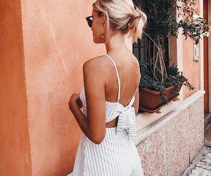 blogger, fashion, and summer image