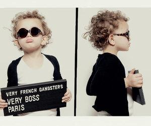 paris, boy, and kids image