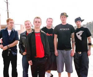 blink 182 and green day image