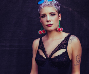 halsey, badlands, and hfk image