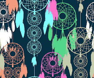 feather and pattern image