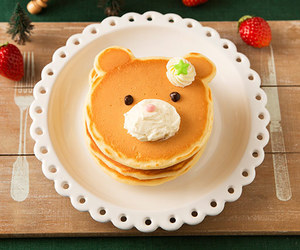 breakfast, food, and kawaii image