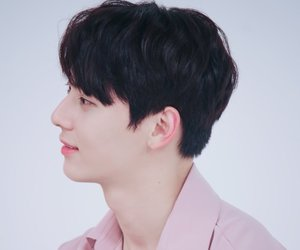 wanna one and minhyun image