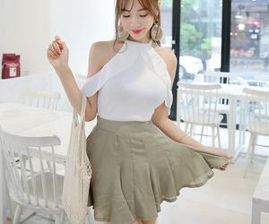 asian fashion, moda, and kfashion image