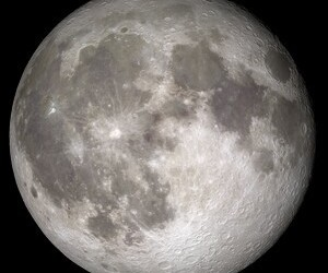 moon and full image