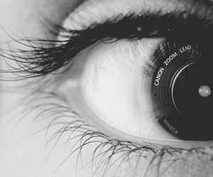 canon and eye image