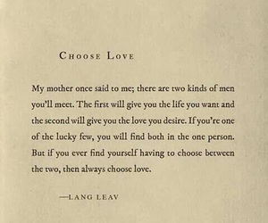 Lang Leav, quotes, and lang image
