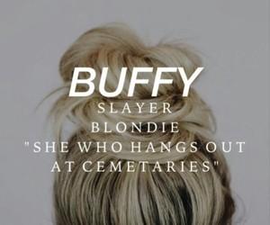 buffy and slayer image