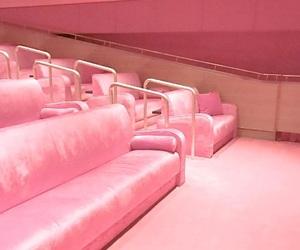 aesthetic, auditorium, and pastel image