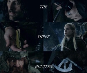 aragorn, edit, and Legolas image
