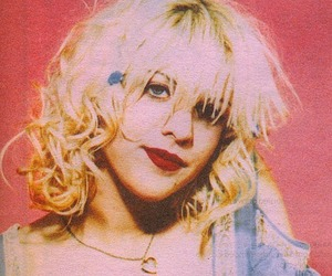 Courtney Love and hole image