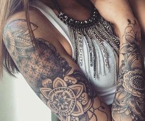 arm, tattoo, and beautiful image