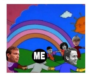 killer, meme, and reaction image