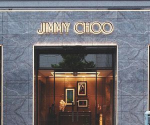 Jimmy Choo, shoes, and store image