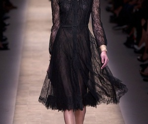 Valentino, fashion, and runway image