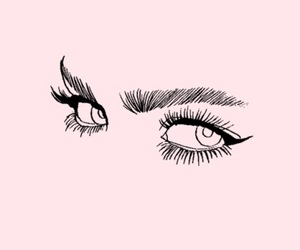 cover, eyebrows, and eyes image