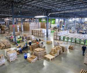 services, warehouse, and logistic image