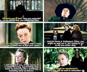 harry potter and mcgonagall image