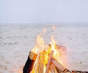 beach and love image