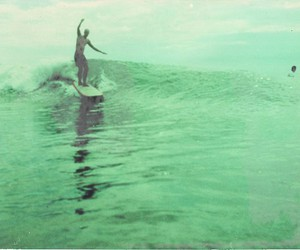 surf, summer, and blue image