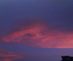 beautiful, blue, and horizon image